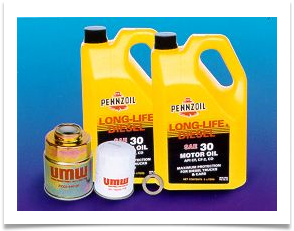 Pennzoil Lubricants Oil