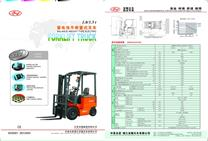 Battery Forklift 1-1.5T(new)